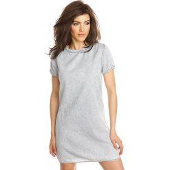 Odzież damska: Sukienka Nife w kolorze niebieskim
