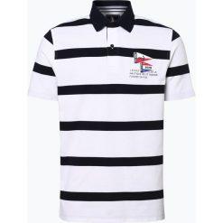 Koszulki polo: Andrew James Sailing – Męska koszulka polo, czarny