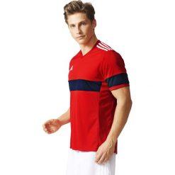 Adidas Koszulka Konn 16 czerwona r. XXL (AJ1366). Czerwone t-shirty męskie Adidas, m. Za 79,00 zł.