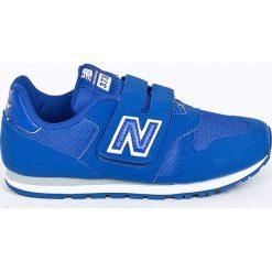Buty sportowe chłopięce: New Balance – Buty dziecięce KV373UEY