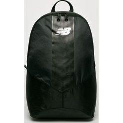 New Balance - Plecak. Czarne plecaki męskie New Balance. W wyprzedaży za 79,90 zł.