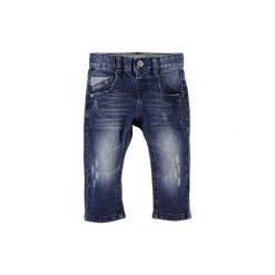 NAME IT Boys Mini Spodnie dżinsowe NITRIO dark denim. Szare spodnie chłopięce Name it, z bawełny. Za 79,00 zł.