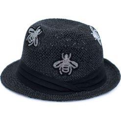 Kapelusz damski Fly high czarny. Czarne kapelusze damskie Art of Polo. Za 42,47 zł.