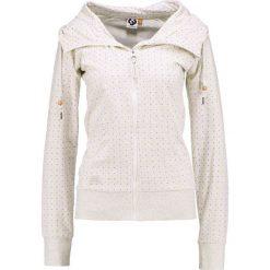 Odzież damska: Ragwear CHELSEA DOTS ZIP Kardigan beige melange