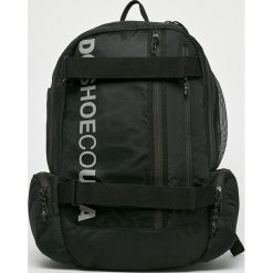 DC - Plecak. Czarne plecaki męskie DC, z materiału. W wyprzedaży za 279,90 zł.