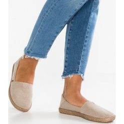 Espadryle damskie: Tommy Jeans FLEXIBLE CASUAL SLIP ON Espadryle beige