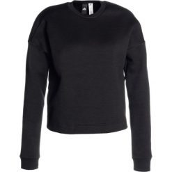 Bluzy damskie: adidas Performance CREW Bluza black