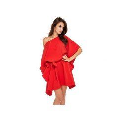 Piękna sukienka Milano ooh la la. Czarne sukienki balowe marki Ooh la la, xl, z elastanu, z dekoltem w łódkę, proste. Za 199,00 zł.