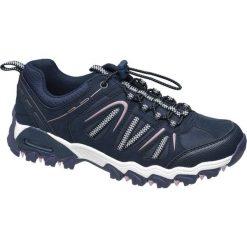Sportowe buty damskie Graceland niebieskie. Czarne buty sportowe damskie marki Nike, z materiału, nike tanjun. Za 99,90 zł.