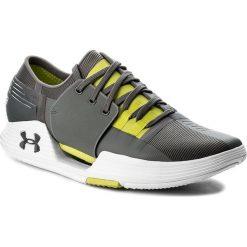 Buty UNDER ARMOUR - Ua Speedform Amp 2.0 1295773-040 Gph/Smy/Gph. Szare buty fitness męskie marki Under Armour, z materiału. W wyprzedaży za 359,00 zł.