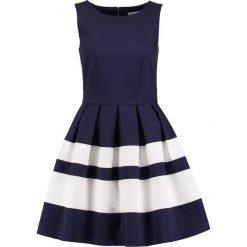 Sukienki: Closet Sukienka letnia navy/cream