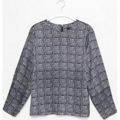 Simple - Bluzka. Szare bluzki z odkrytymi ramionami Simple, l, z poliesteru, casualowe, z okrągłym kołnierzem. W wyprzedaży za 239,90 zł.