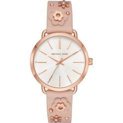 Zegarek MICHAEL KORS - Portia MK2738 Pink/Rose Gold. Czerwone zegarki damskie Michael Kors. Za 1145,00 zł.