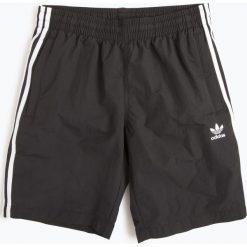 Adidas Originals - Męskie spodenki kąpielowe, czarny. Czarne kąpielówki męskie adidas Originals, m, w paski. Za 179,95 zł.