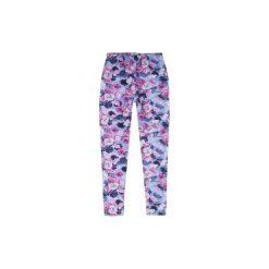 Getry dziewczęce. Niebieskie legginsy dziewczęce marki KIPSTA, z elastanu. Za 18,99 zł.