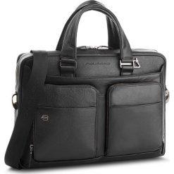 Torba na laptopa PIQUADRO - CA2849B3 N. Czarne torby na laptopa marki Piquadro, ze skóry. W wyprzedaży za 1589,00 zł.