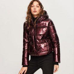 Pikowana kurtka - Różowy. Czerwone kurtki damskie pikowane Reserved. Za 149,99 zł.