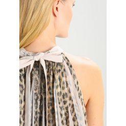 Bluzki asymetryczne: MARCIANO LOS ANGELES PLEATED Bluzka glittery leo
