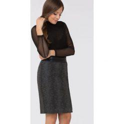 Spódniczki: Spódnica z subtelną fakturą