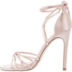 Sandały damskie: New Look REMOTE Sandały na obcasie light pink
