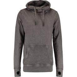 Kardigany męskie: Tigha TAYO  Bluza z kapturem vintage grey