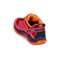 Buty Dziecko Salomon  XA PRO 3D J. Czerwone buty sportowe chłopięce Salomon. Za 215,20 zł.