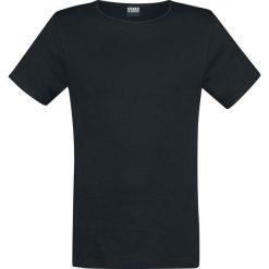 Urban Classics 2-Pack Seamless Tee T-Shirt czarny. Niebieskie t-shirty męskie marki Urban Classics, l, z okrągłym kołnierzem. Za 74,90 zł.