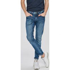 Pepe Jeans - Jeansy Hatch x Wiser Wash. Niebieskie jeansy męskie slim Pepe Jeans. W wyprzedaży za 239,90 zł.