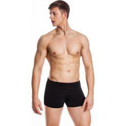 Kąpielówki męskie: Aqua-Speed Spodenki pływackie PATRICK  M 01 czarny (44347)