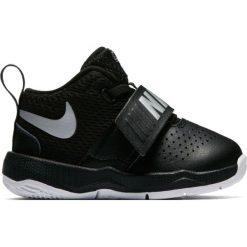 BUTY NIKE TEAM HUSTLE D 8 (TD) 881943 001. Czarne buciki niemowlęce chłopięce Nike. Za 155,00 zł.