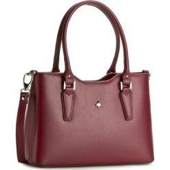 Torebka CREOLE - K10347  Bordowy. Czerwone torebki klasyczne damskie Creole, ze skóry. Za 319,00 zł.