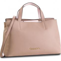 Torebka CALVIN KLEIN - Drive Tote Cb K60K604633 908. Brązowe torebki klasyczne damskie Calvin Klein, ze skóry ekologicznej. Za 749,00 zł.