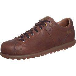 Camper PELOTAS Sznurowane obuwie sportowe medium brown. Brązowe buty skate męskie Camper, z materiału, na sznurówki. Za 699,00 zł.