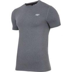 Odzież termoaktywna męska: Koszulka treningowa męska TSMF301 - chłodny jasny szary