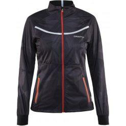 Craft Intensity Black Xl. Czarne kurtki damskie narciarskie marki 4f, na jesień, m, z dzianiny, z kapturem. W wyprzedaży za 349,00 zł.