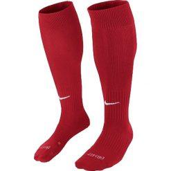 Skarpetogetry piłkarskie: Nike Getry piłkarskie Classic II Cush OTC czerwone r. 46-50 (SX5728 648)