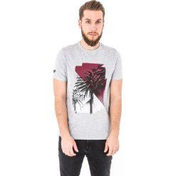 4f Koszulka męska H4L17-TSM018 jasnoszara r. XL. Szare koszulki sportowe męskie 4f, l. Za 27,55 zł.
