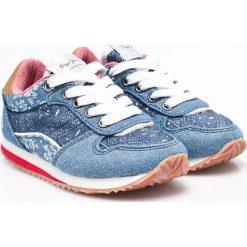 Buty sportowe chłopięce: Pepe Jeans - Buty dziecięce Sydney Indigo