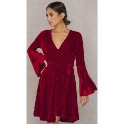 Sukienki: Aéryne Paris Sukienka Mave – Red