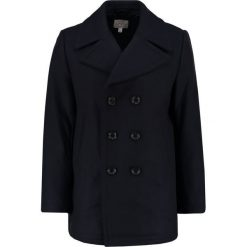 Płaszcze męskie: Club Monaco Krótki płaszcz quil blue