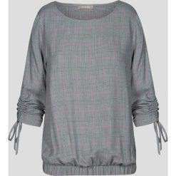 Bluzki asymetryczne: Bluzka bombka