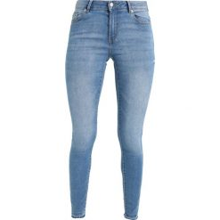 Boyfriendy damskie: JDY JDYSKINNY JAMIE ANKLE Jeans Skinny Fit light blue denim