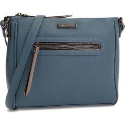Torebka MONNARI - BAG5670-012 Blue. Niebieskie listonoszki damskie Monnari, ze skóry ekologicznej. W wyprzedaży za 129,00 zł.