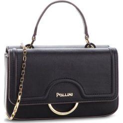 Torebka POLLINI - SC4520PP06SB0000 Nero. Czarne torebki klasyczne damskie Pollini, ze skóry ekologicznej. Za 809,00 zł.