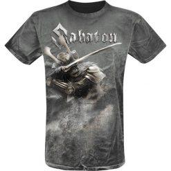 T-shirty męskie z nadrukiem: Sabaton Shiroyama T-Shirt czarny
