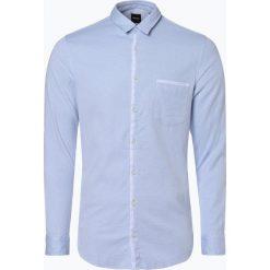 BOSS Casual - Koszula męska – Magneton, niebieski. Niebieskie koszule męskie na spinki BOSS Casual, m. Za 429,95 zł.