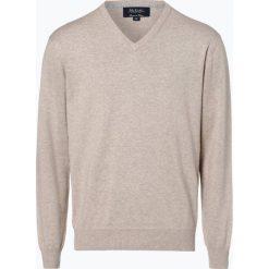 Mc Earl - Sweter męski, beżowy. Brązowe swetry klasyczne męskie Mc Earl, l, z bawełny. Za 129,95 zł.