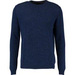 Swetry klasyczne męskie: Cortefiel CAJA GEELONG  Sweter marine blue