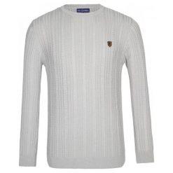 Paul Parker Sweter Męski, Xl Jasnoszary. Niebieskie swetry klasyczne męskie marki Oakley, na lato, z bawełny, eleganckie. Za 189,00 zł.