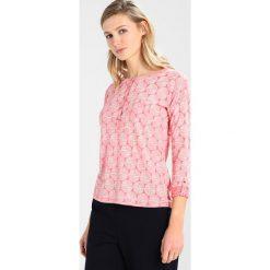 Bluzki asymetryczne: White Stuff HOLIDAY HENLEY Bluzka z długim rękawem rose